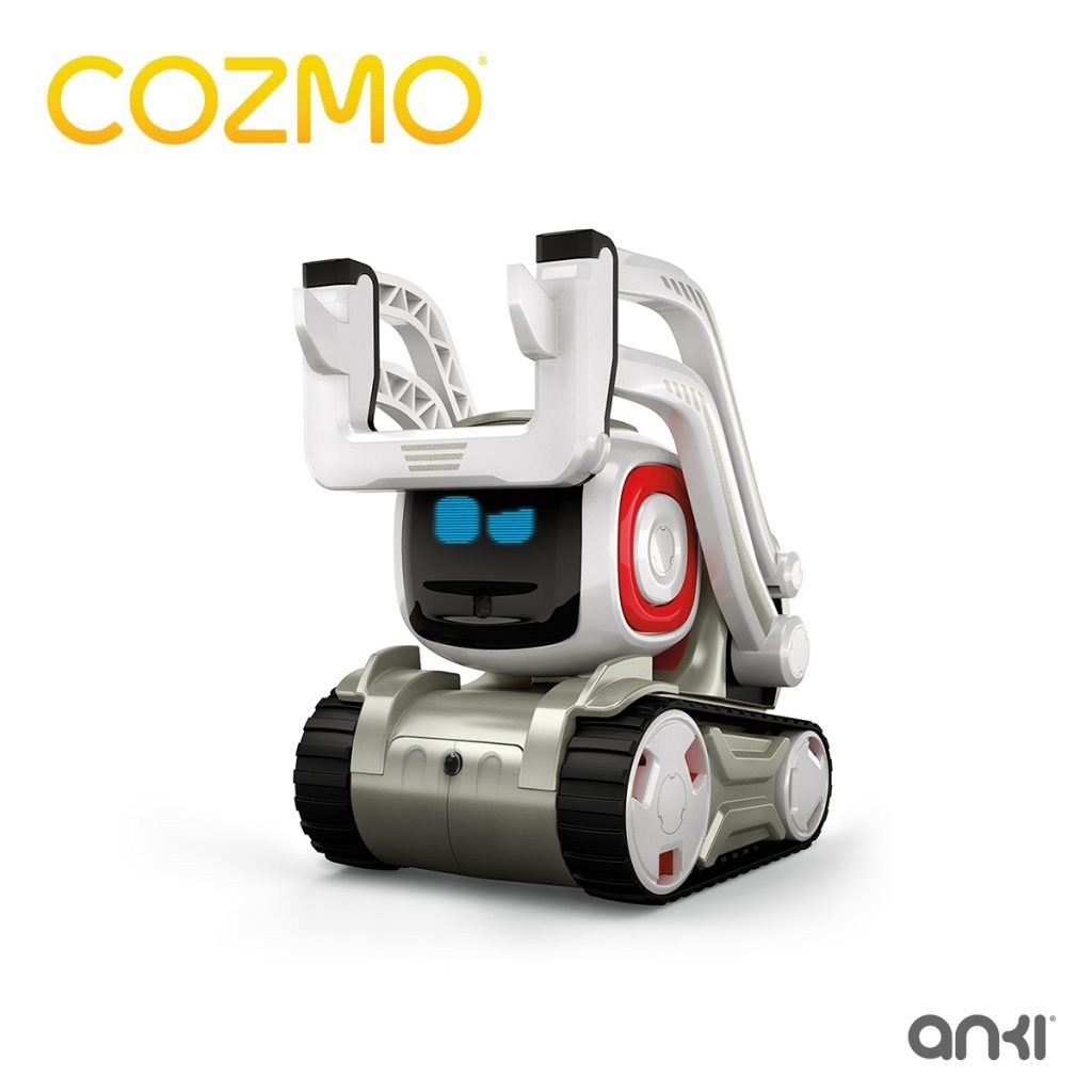 Cozmo Technical Specifications