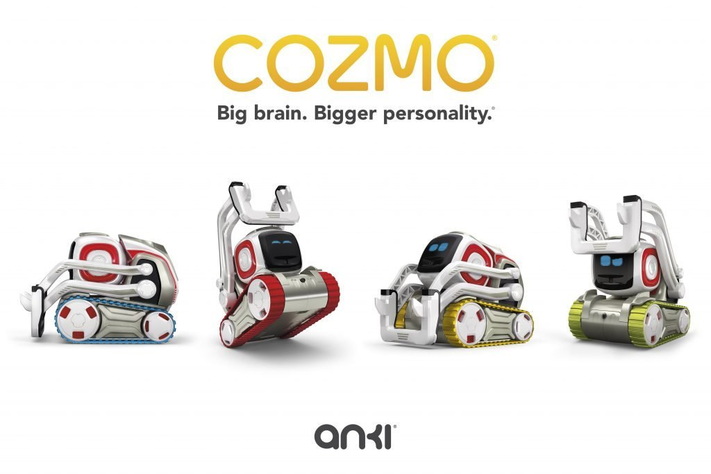 Anki Cozmo Tread Pack Accessory